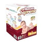 Pañales Huggies Supreme en Costco por caja.