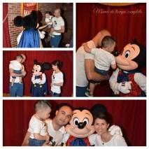Conociendo a Mickey